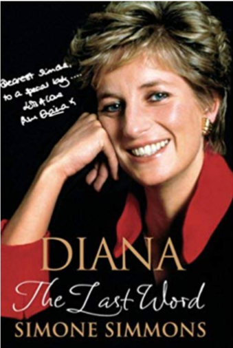 Diana - The Last Word, by Simone Simmons