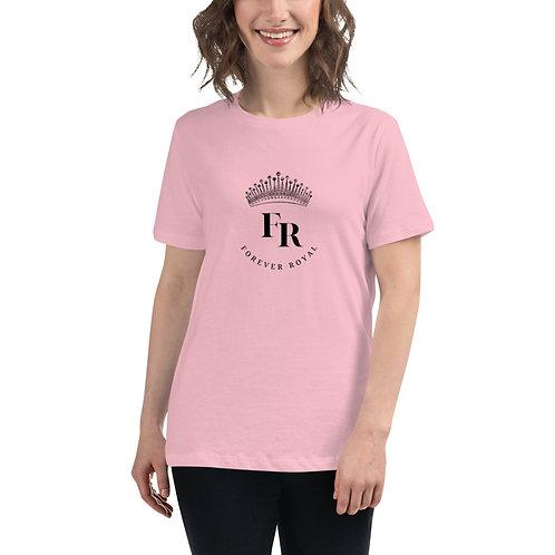 Forever Royal Women's Light Relaxed T-Shirt
