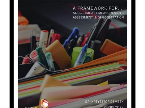 Actionable Impact Management, Vol 1