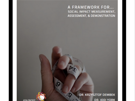 Actionable Impact Management Volume 2