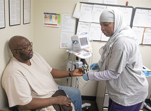 Led by Southwest PA AHEC, a collaborative to train community health workers