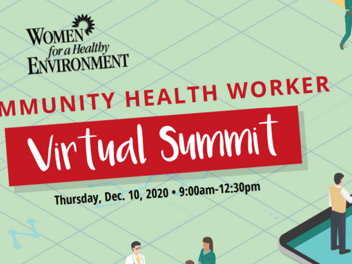 Community Health Worker Virtual Summit :: Dec. 10, 2020