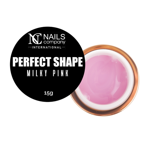 Perfect Shape Milky Pink