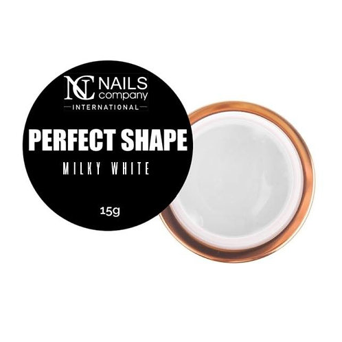 Perfect Shape Milky White