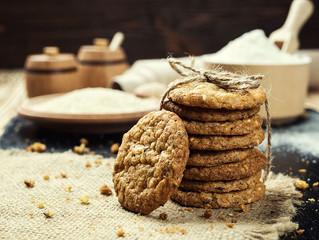 Biscoito Proteico de Amendoim