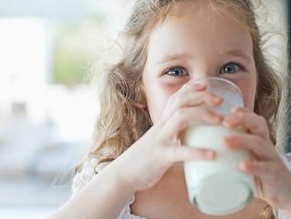 A importância do cálcio para o desenvolvimento das crianças
