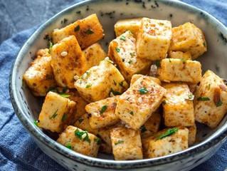 Cozinhando com tofu: benefícios para a saúde