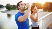 Água: você bebe o suficiente?