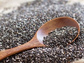 Os benefícios do consumo das sementes de chia