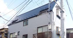住宅の外壁塗装・屋根塗装施行後