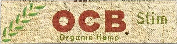 Cajita OCB Slim Orgánico c/50 libritos