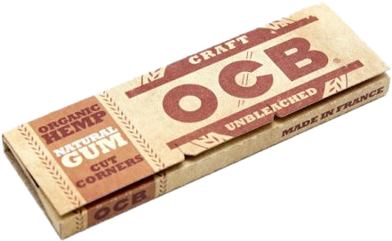 Cajita OCB Craft Unbleached c/50 libritos