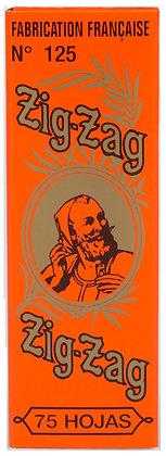Cajita Zig-Zag Francés N° 125 c/100 libritos