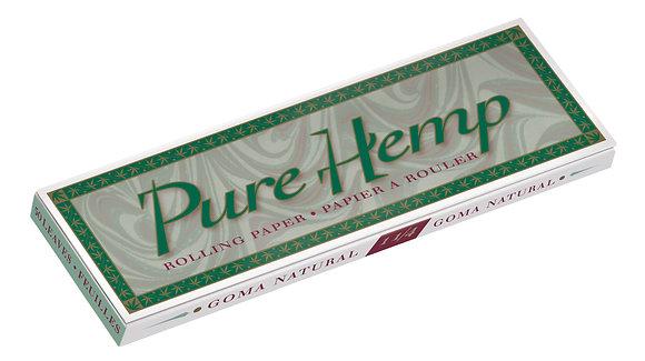 Cajita Pure Hemp c/25 libritos
