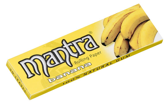 Cajita Mantra Plátano c/25 libritos