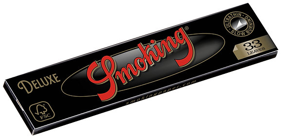 Cajita Smoking Deluxe King-Size c/50 libritos