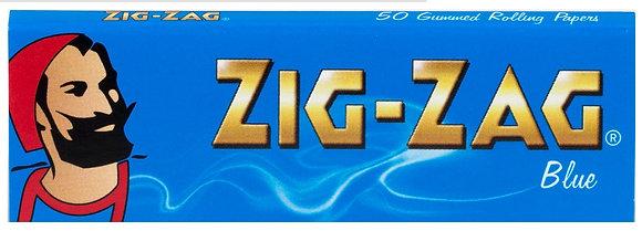 Cajita Zig-Zag Blue c/50 libritos