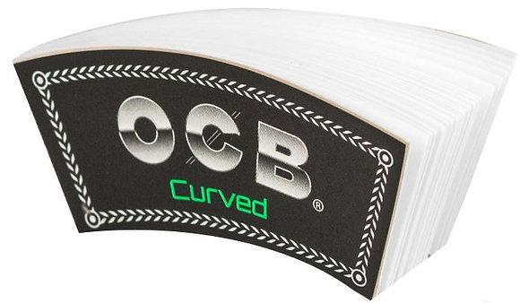 Cajita Filtros Cartón OCB Curved c/20 libritos