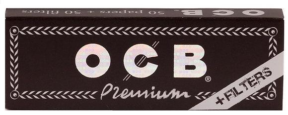 Cajita OCB Premium + Filtros c/24 libritos