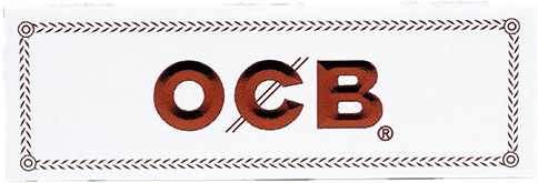 Cajita OCB White c/25 libritos