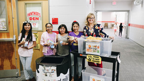 City Park Teacher Brings Helping Hands Ending Hunger to Dalton