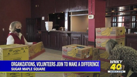 House on the Hill partners with Georgia based organization to lend a helping hand