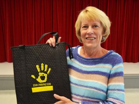 Xylem Watermark grant aids DCSS Helping Hands program