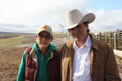 Gary and Joann, Colorado
