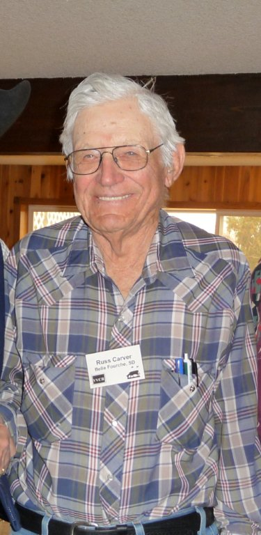 Russ Carver, South Dakota