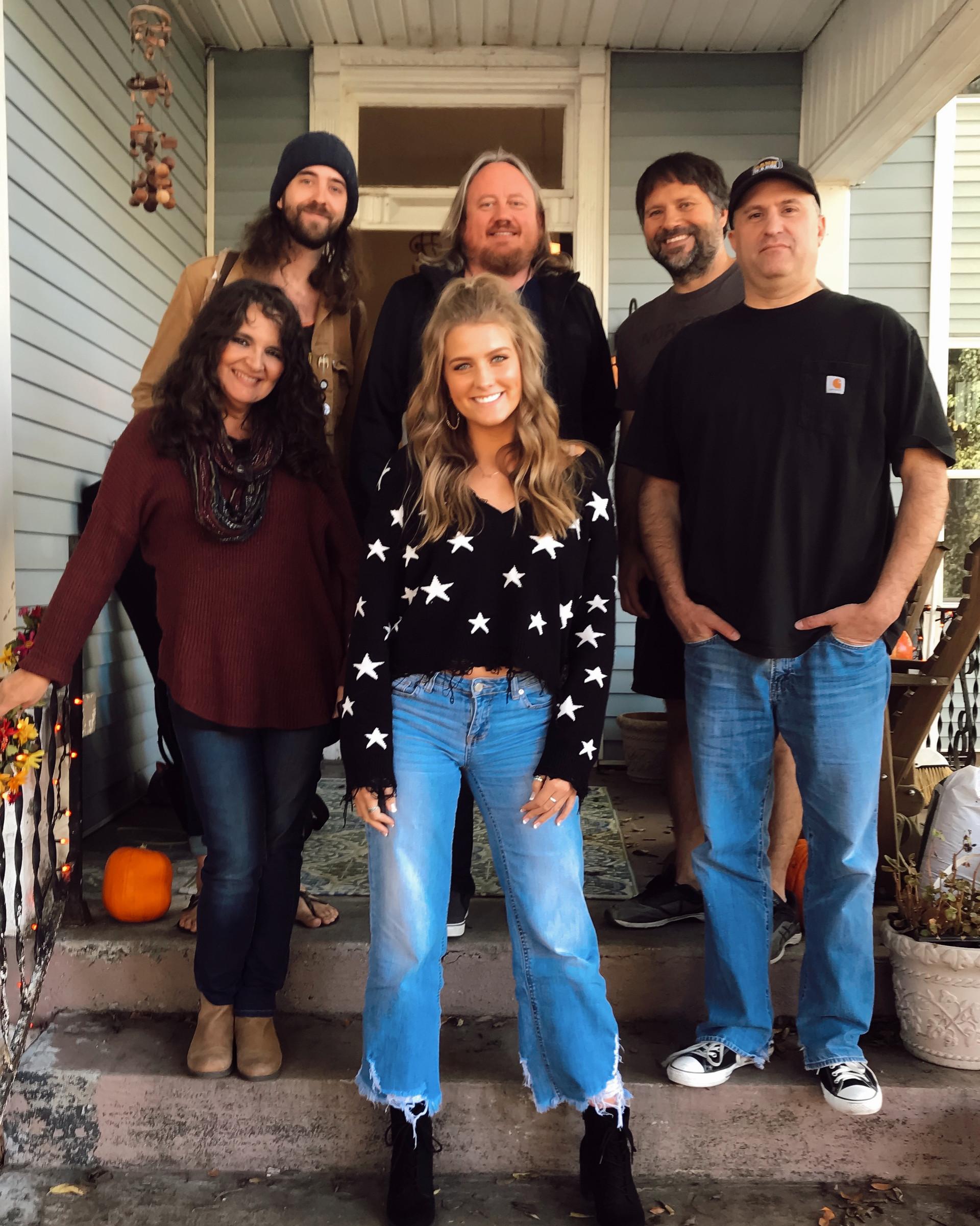 Faith, Wanda Vick, Jake Finch, Brian Allen, Mike Durham, and Greg Bieck