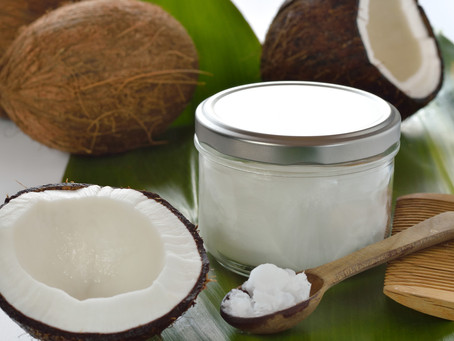 10 Health benefits of Coconut oil!