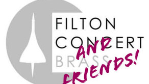 Expert masterclasses for Filton Concert Brass and Friends