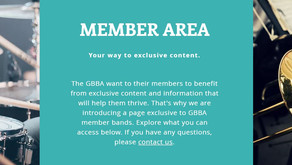 GBBA launch the Member Area: Your way to exclusive content