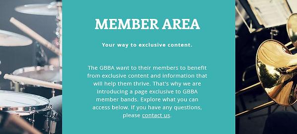 Member Area Homepage.JPG