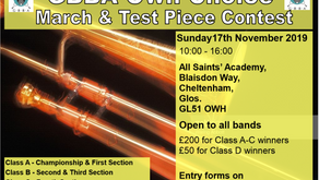 GBBA Own Choice March & Test Piece Contest