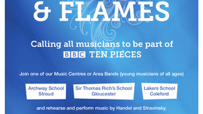 Be part of the BBC Ten Pieces on Saturday 4th November