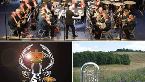 Cinderford Band vacancies for cornet, trombone, and percussion