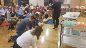 Keeping the beat at Filton CPR Training