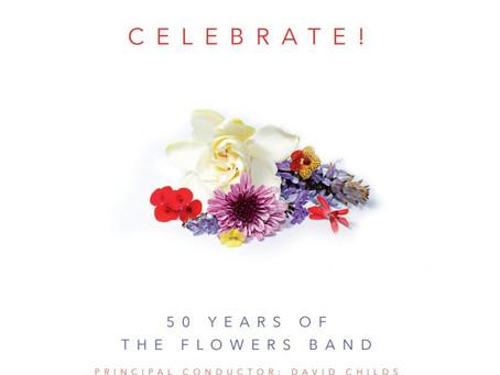 "Flowers Band's ""Celebrate"" CD goes digital"