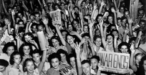 Calling brass players for VJ Day