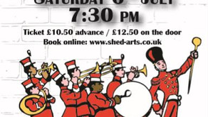 Wotton & District Silver Band at Tetbury Goods Shed Arts Centre