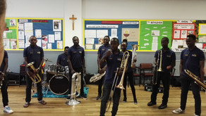 Gloucestershire Youth Meets Africa and Wynton Marsalis