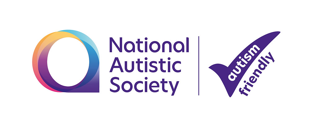 National Autistic Society Autism Friendly Award logo