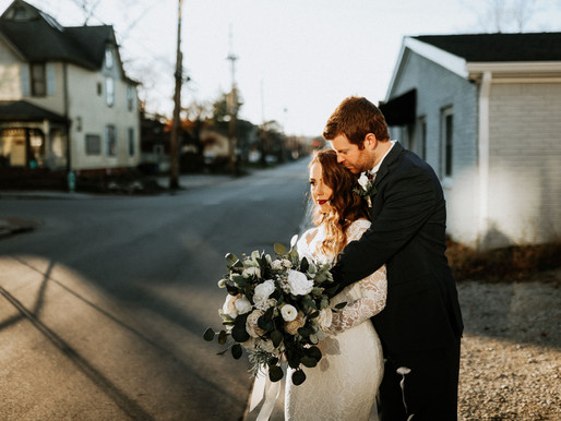 Indianapolis Indiana Wedding Elopement Photographer