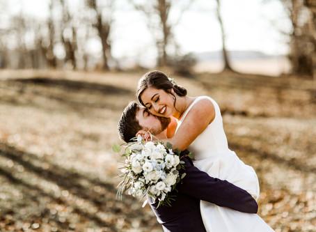 Greensburg Indiana Wedding Photographer Venue on Three