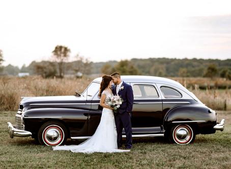 The Barn at Hamner Ridge Indiana Farm Wedding Photographer
