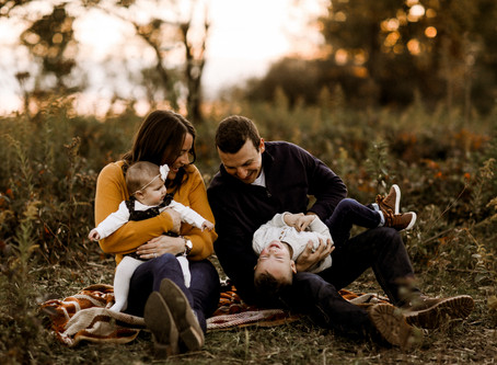Fall Outdoor Session Noblesville Indianapolis Indiana Family Photographer