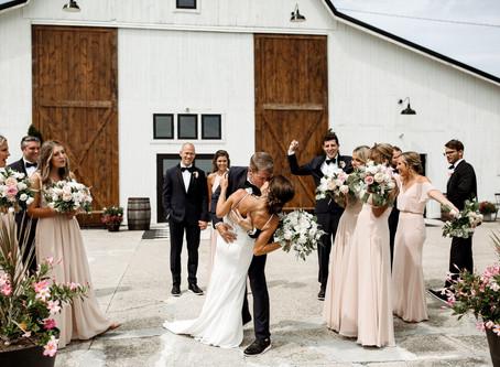 White Willow Farms Wedding Indiana Photographer Kathleen + Matt