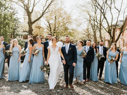 Indianapolis Indiana Industry Wedding Photographer