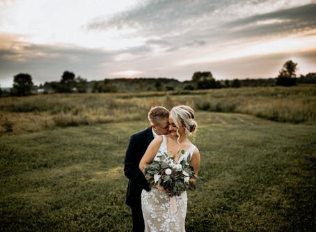 The Barn at Hamner Ridge Wedding Photographer Indiana